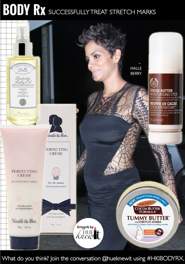 Successfully Reduce the Appearance of Stretch Marks