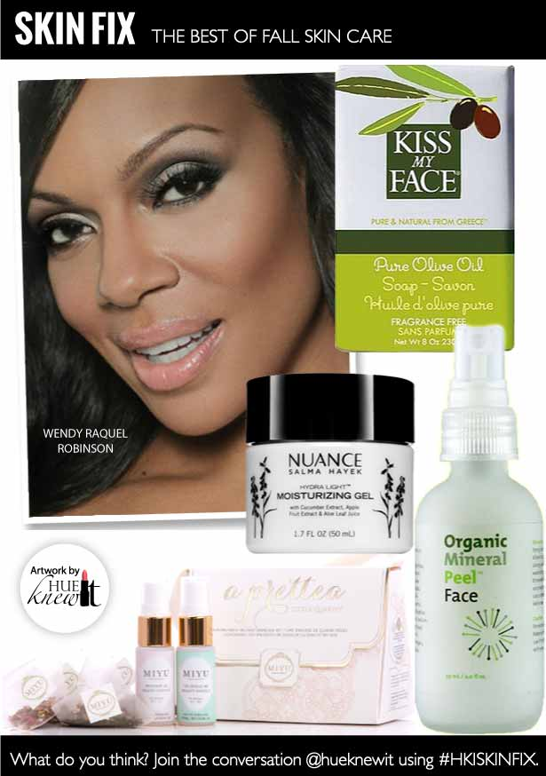 The 4 Best Fall Skin Care Products