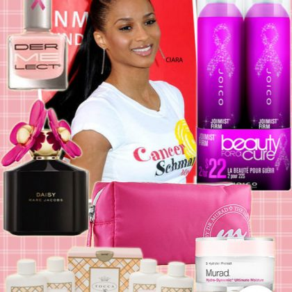 Breast Cancer Awareness: Beauty Products for a Cause