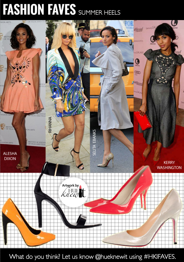 Summer Heels and Sandals