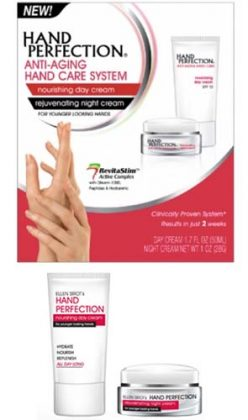 Get Sexy, Younger-Looking Hands!