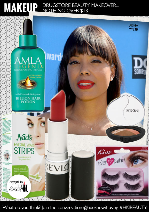 Get A Drugstore Beauty Makeover Using Products Under $13