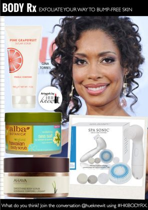 4 Exfoliating Body Scrub Products for Bump-Free Skin