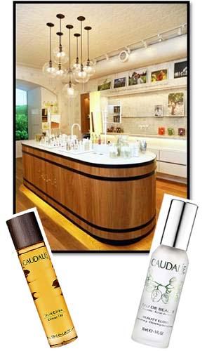 Caudalie Opens World's First Boutique!