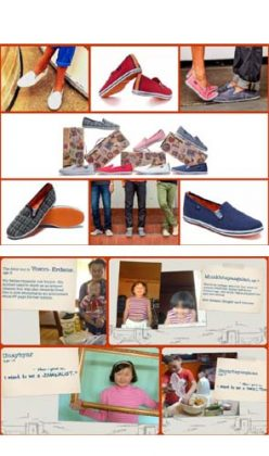 The Gift that Gives Back – Portovelo Shoes