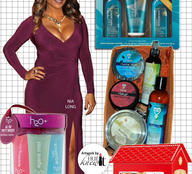 Body Care Holiday Gifts for Women Under $50