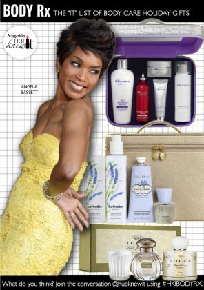 3 Body & Bath Holiday Gift Sets