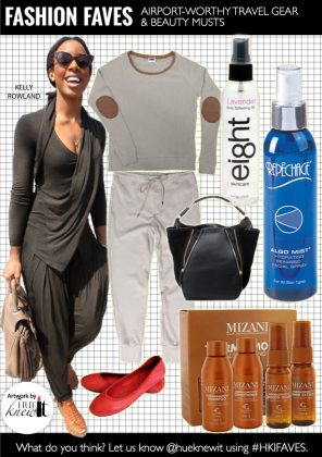 Stylish Travel Wear & Beauty Must-Haves