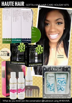 Gotta-Have Hair Care Holiday Kits