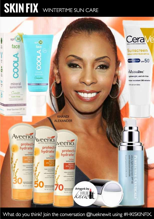4 Must-Use Winter Sunscreen Products