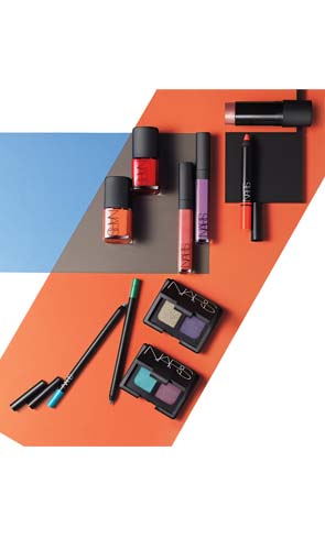New NARS Makeup For Spring ​2014