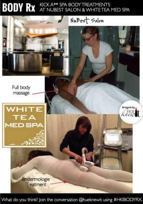 Kick A** Spa Body Treatments