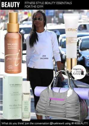 Fitness Style: Beauty Essentials for the Gym
