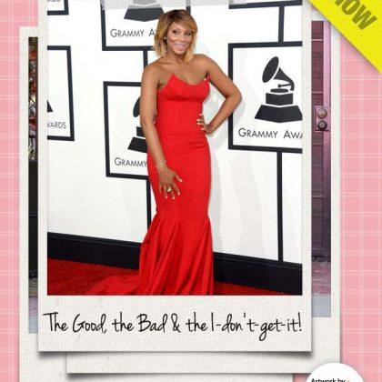 Slideshow: Grammys 2014 Red Carpet Looks