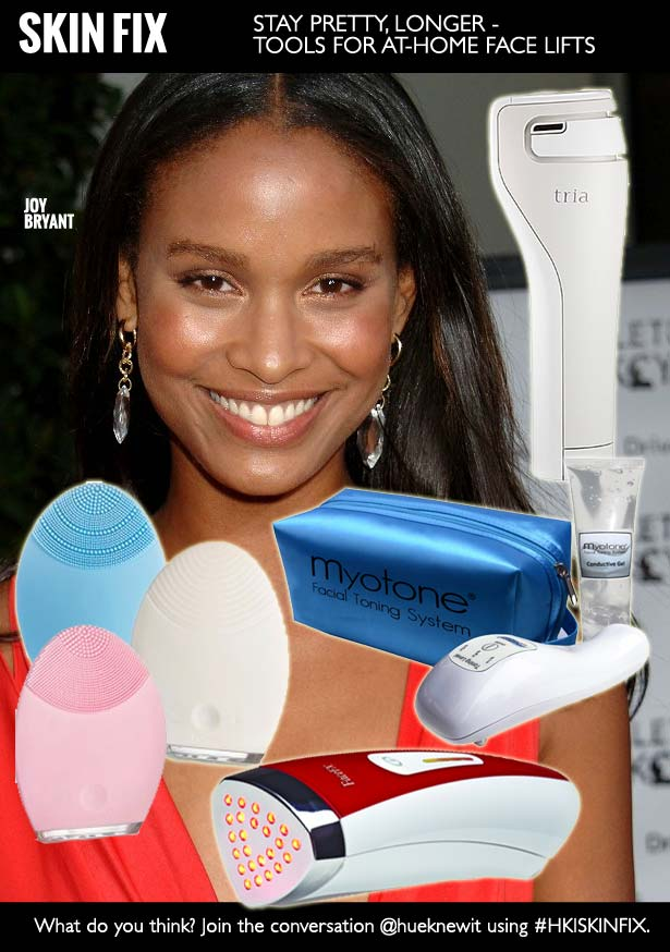 Stay Pretty, Longer with These At Home Face Lift Tools