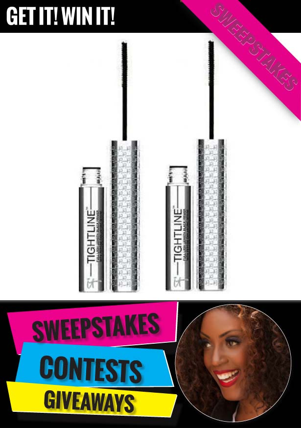 GIVEAWAY: Thicken Your Lashes with IT Cosmetics