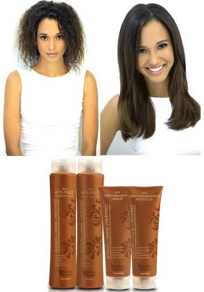 Brazilian Blowout: New Smoothing Treatment for Curly Hair