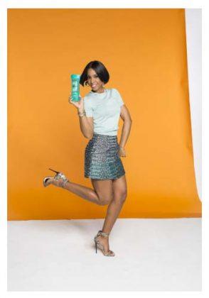 Kelly Rowland is the NEW Caress Fabulista!