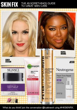 The Guide To Great Skin Care for 40 Somethings