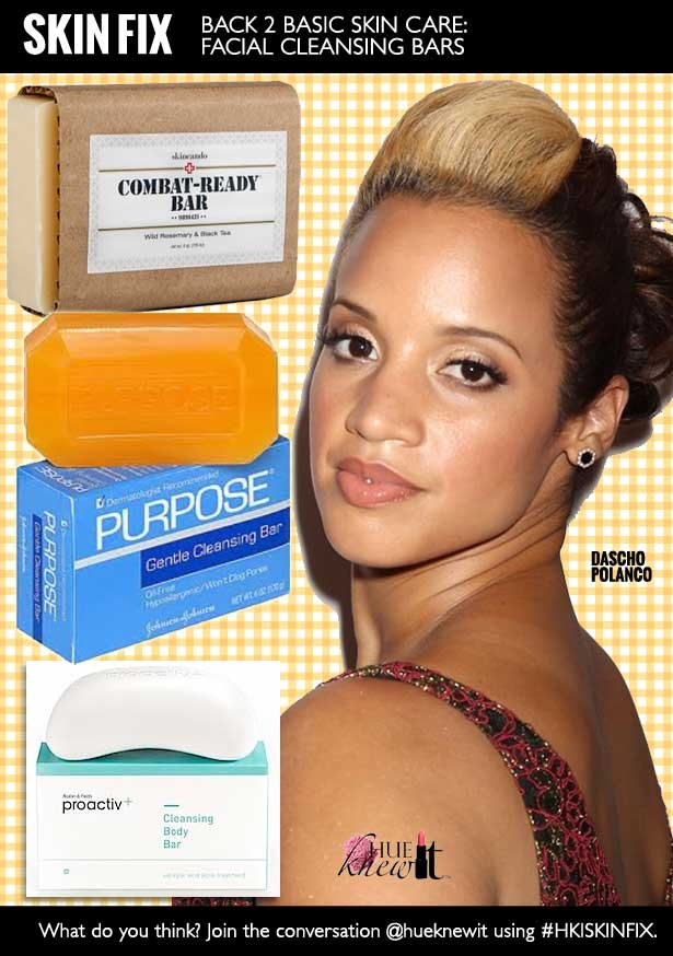 Back 2 Basic Skin Care: Facial Cleansing Bars