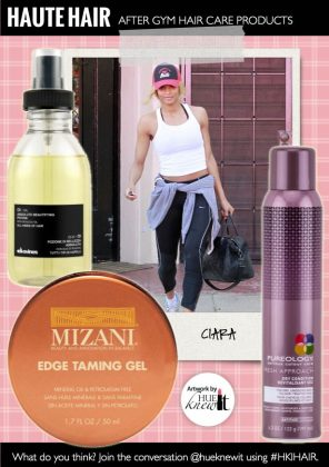 3 After Gym Hair Care Products For Black Hair
