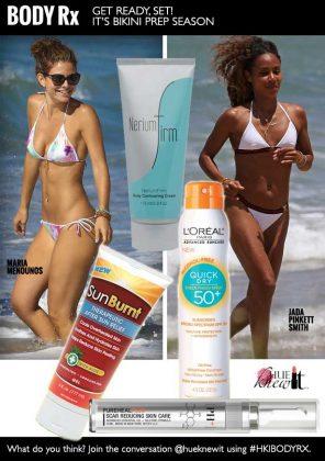 Get Ready, Set, It's Bikini Prep Season!