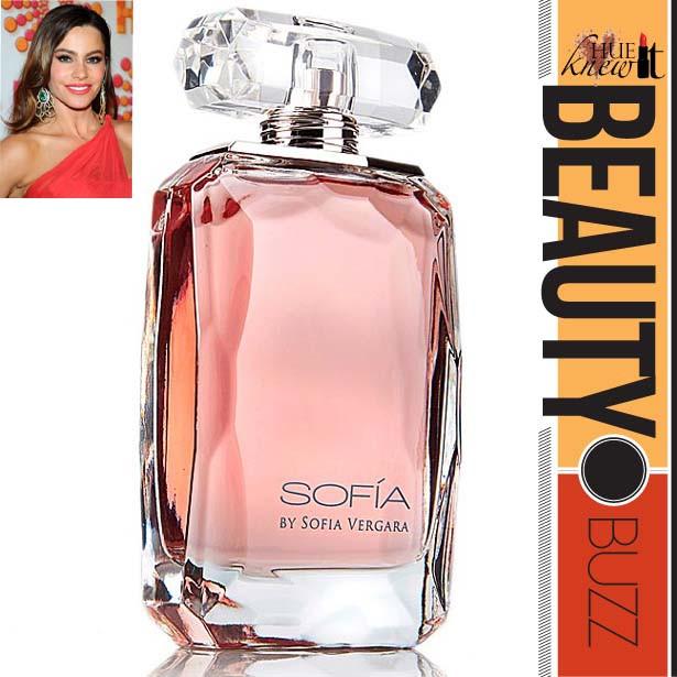 Sofia Vergara Launches NEW Fragrance - SOFIA