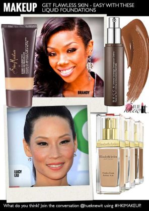 Get Flawless Skin – Easy With These Liquid Foundations