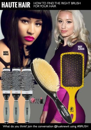 How To Find The Right Brush For Your Hair