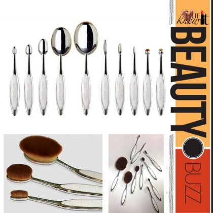 """No """"How-To"""" Needed With Artis Makeup Brushes!"""