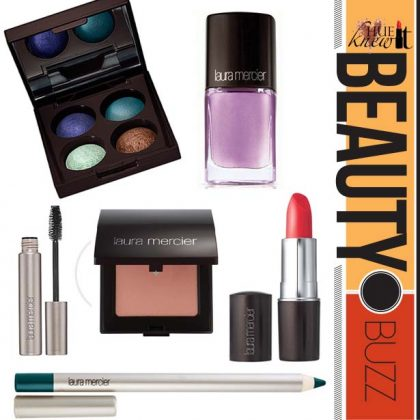 "Laura Mercier's ""New Attitude"" Summer 2014 Makeup Collection"