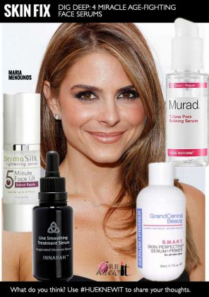 Dig Deep: 4 Miracle Age-Fighting Face Serums