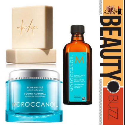 GIVEAWAY: Moroccanoil For Hair and Body Products