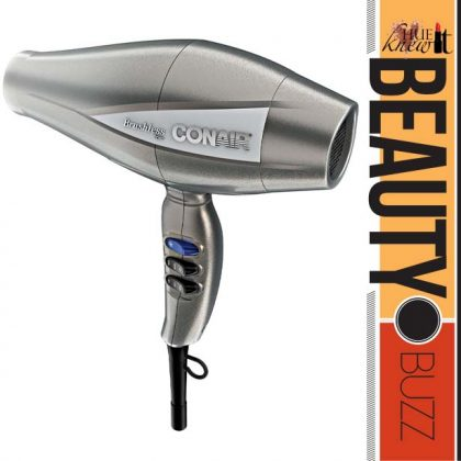 The Conair 3Q: The Next Wave In Hair Dryers