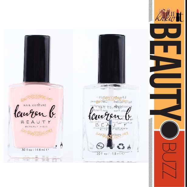 New Nail Product Review: Lauren B. Beauty