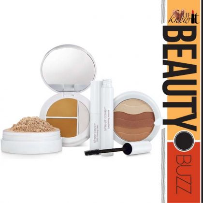 As Seen On TV: The NEW Sheer Cover Studio Makeup Kit