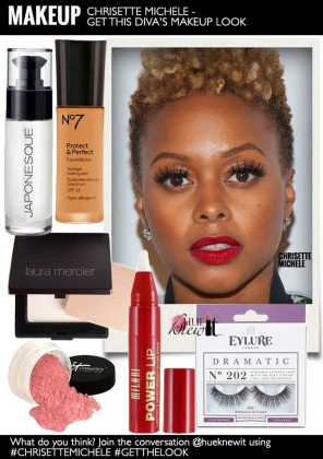 Chrisette Michele – Get This Diva's Makeup Look