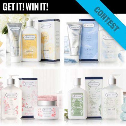 Glowology Skin Care Giveaway!