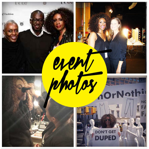 Behind the Scenes at Beauty Product Launches & Events
