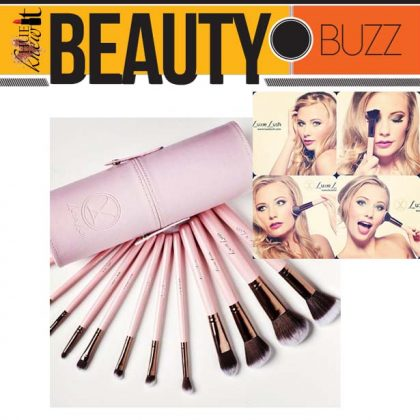 TRENDING: Rose Gold Makeup Brushes