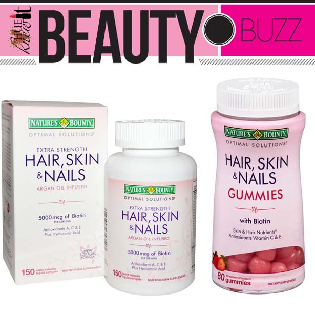 For The People Who WANT Pretty Skin, Hair & Nails...