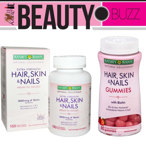 For The People Who WANT Pretty Skin, Hair & Nails... | HueKnewIt