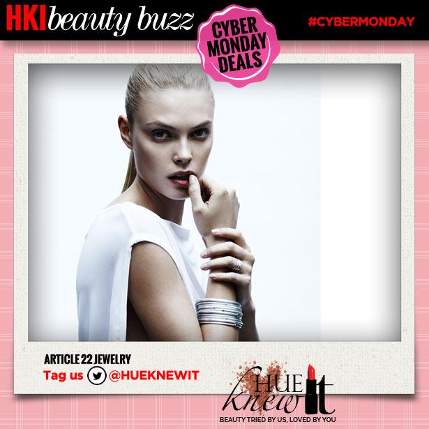 hueknewit beauty buzz cyber monday deals article 22 jewelry