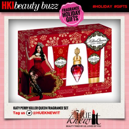 Holiday Fragrance Gifts: Katy Perry Killer Queen