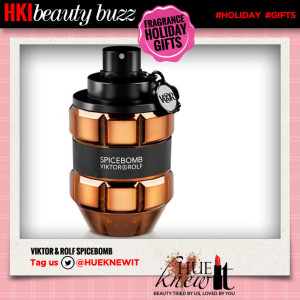 Fragrance Gifts: Viktor & Rolf Spicebomb Copper