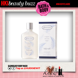 hueknewit BREAKING NEWS Glowology body wash