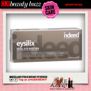 hueknewit BREAKING NEWS Indeed Labs Eysilix instant eye rescue
