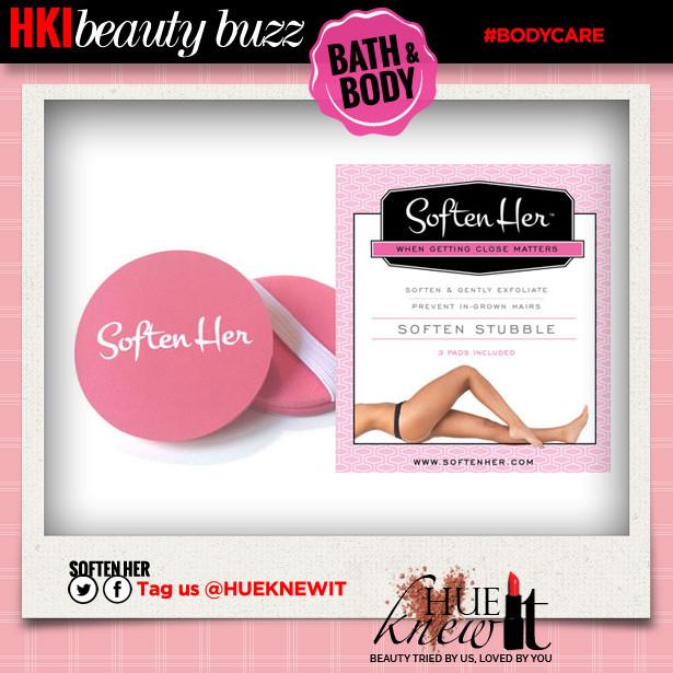 Soften Bikini Stubble Instantly