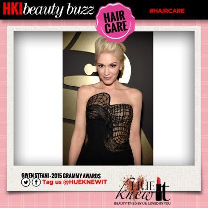 57th Grammy Awards Beauty Looks: Gwen Stefani