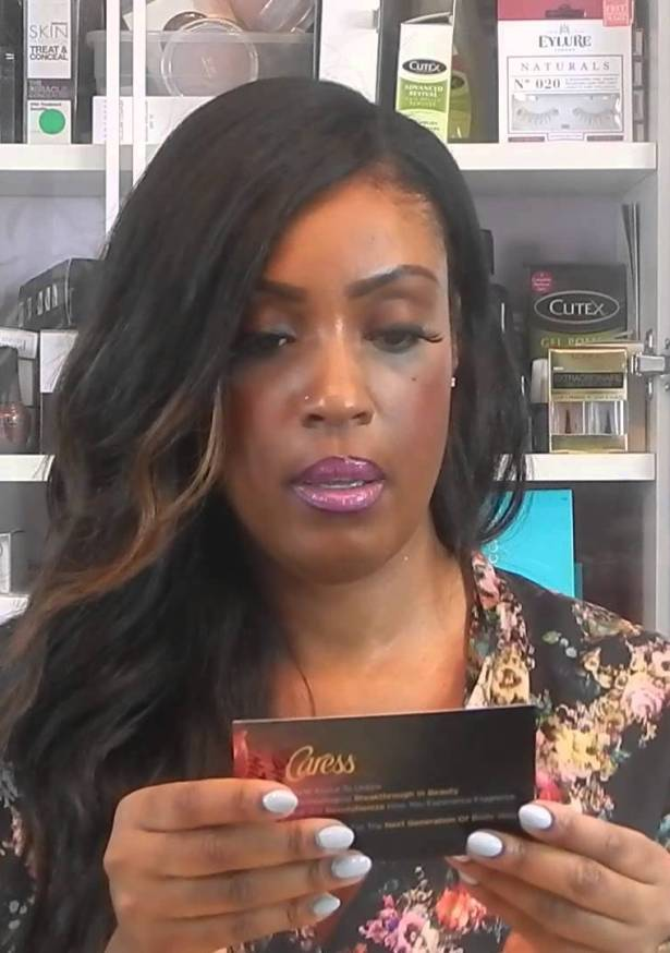 VIDEO: Unboxing The Caress Forever Collection